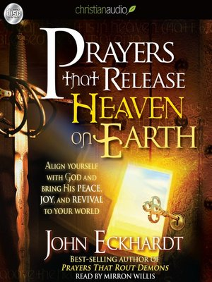 cover image of Prayers that Release Heaven on Earth