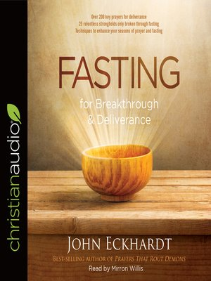 cover image of Fasting for Breakthrough and Deliverance