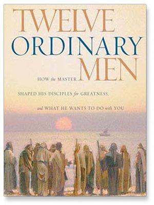 cover image of Twelve Ordinary Men
