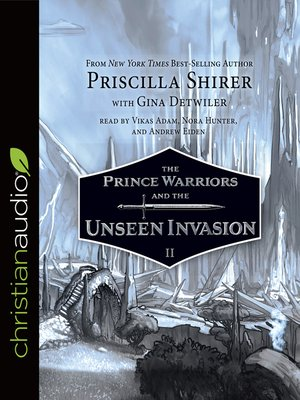 cover image of Prince Warriors and the Unseen Invasion