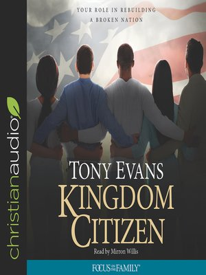 cover image of Kingdom Citizen
