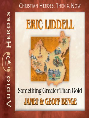 cover image of Eric Liddell