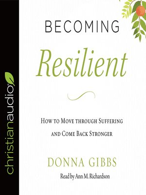 cover image of Becoming Resilient