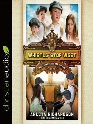 cover image of Whistle-Stop West