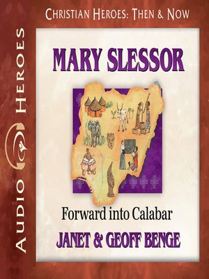 cover image of Mary Slessor