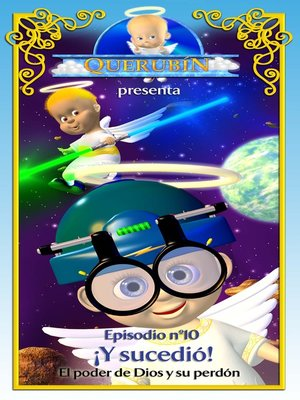 cover image of Querubín: Episodio 10 - ¡Y sucedió!