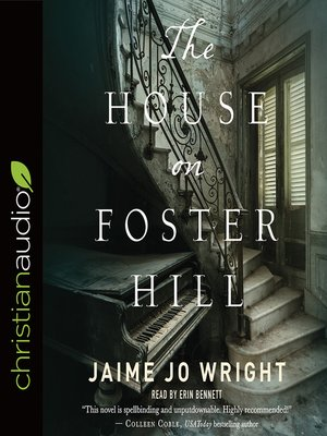 cover image of The House on Foster Hill