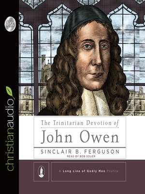 cover image of The Trinitarian Devotion of John Owen