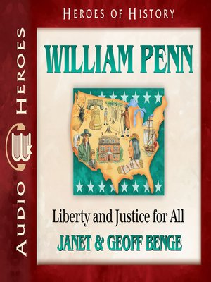 cover image of Wiliam Penn