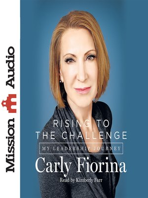 cover image of Rising to the Challenge