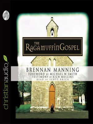 cover image of The Ragamuffin Gospel