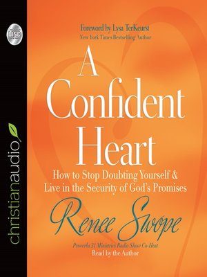 cover image of A Confident Heart