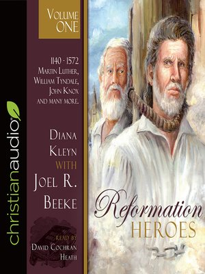 cover image of Reformation Heroes, Volume One