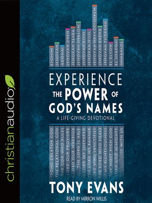 cover image of Experience the Power of God's Names
