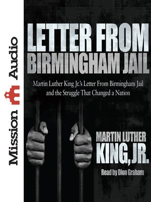 cover image of Letter from Birmingham Jail