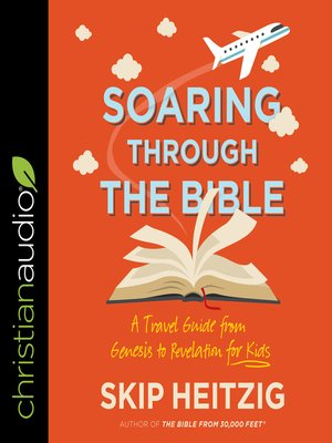 cover image of Soaring Through the Bible
