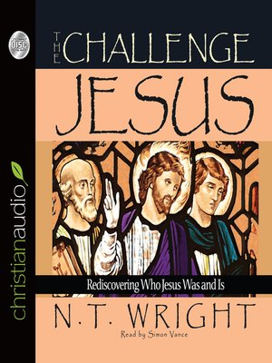 cover image of The Challenge of Jesus