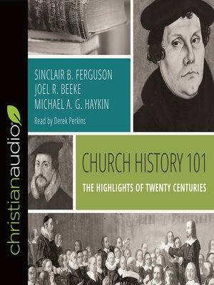 cover image of Church History 101