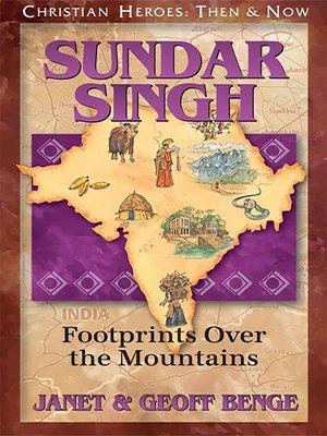 cover image of Sundar Singh