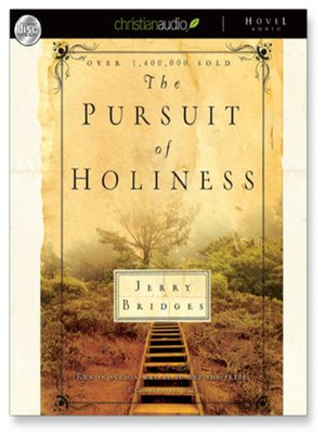 cover image of The Pursuit of Holiness