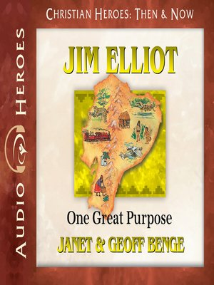 cover image of Jim Elliot