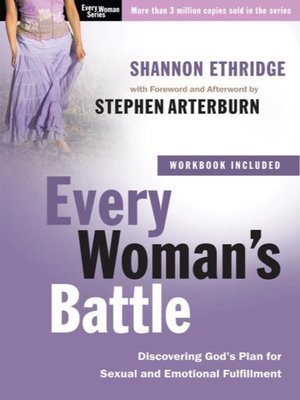 cover image of Every Woman's Battle