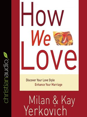 cover image of How We Love