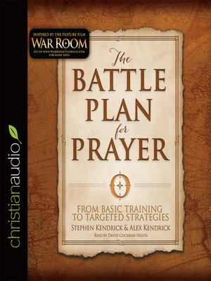 cover image of The Battle Plan for Prayer
