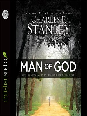 cover image of Man of God