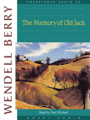 cover image of Memory of Old Jack