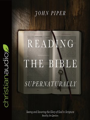 cover image of Reading the Bible Supernaturally