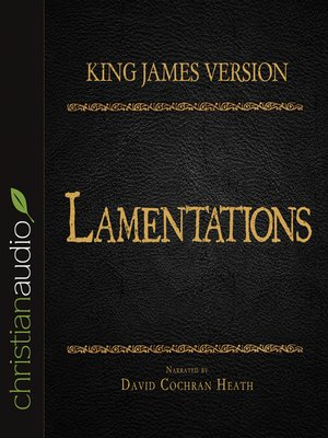 cover image of Lamentations