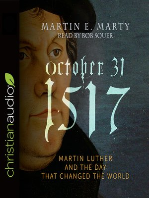 cover image of October 31, 1517