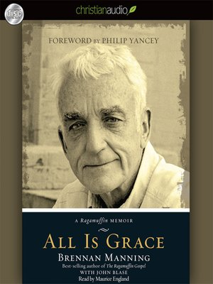 cover image of All Is Grace