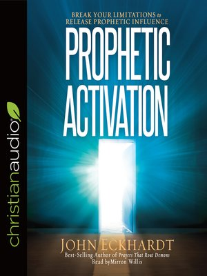 cover image of Prophetic Activation