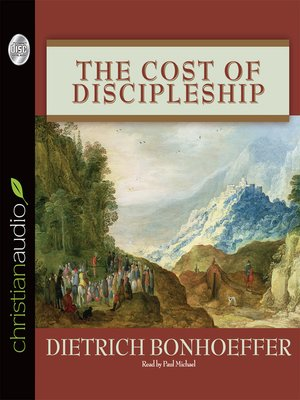 cover image of The Cost of Discipleship