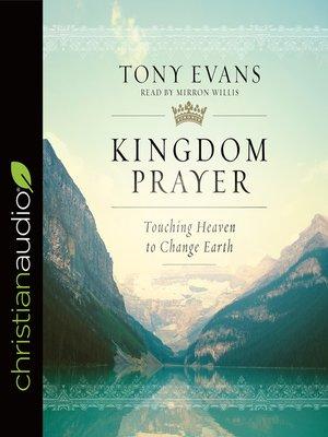 Kingdom prayer tony evans pdf