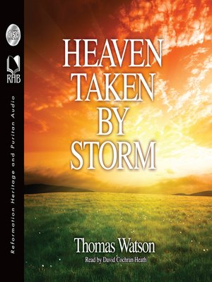 cover image of Heaven Taken by Storm