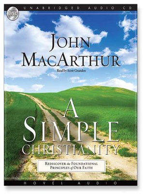 cover image of A Simple Christianity