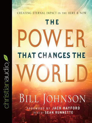 cover image of The Power That Changes the World