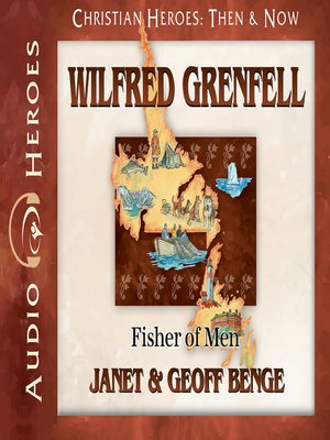 cover image of Wilfred Grenfell