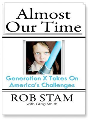 cover image of Almost Our Time