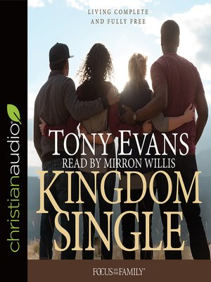 cover image of Kingdom Single