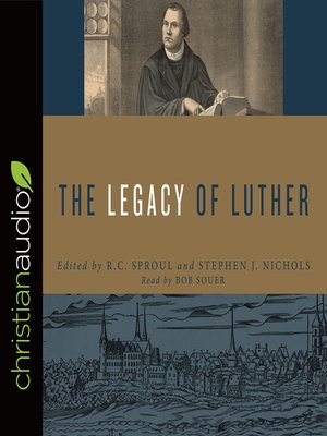 cover image of The Legacy of Luther