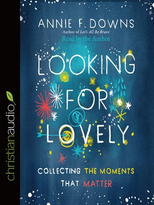 cover image of Looking for Lovely