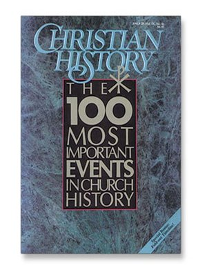 cover image of The 100 Most Important Events in Church History