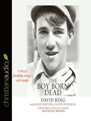 cover image of The Boy Born Dead