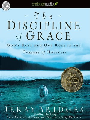 cover image of The Discipline of Grace