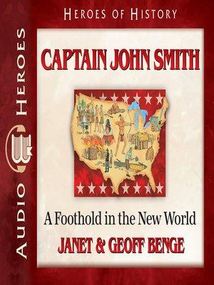 cover image of Captain John Smith