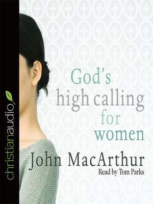 cover image of God's High Calling for Women